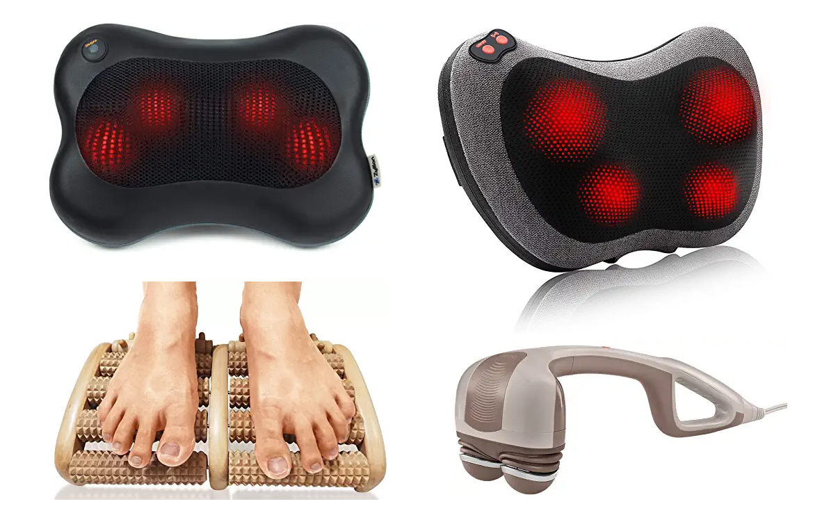 Massagers, Massage Tools And Equipments